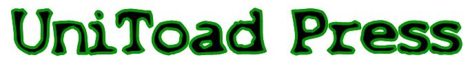 UniToad Press